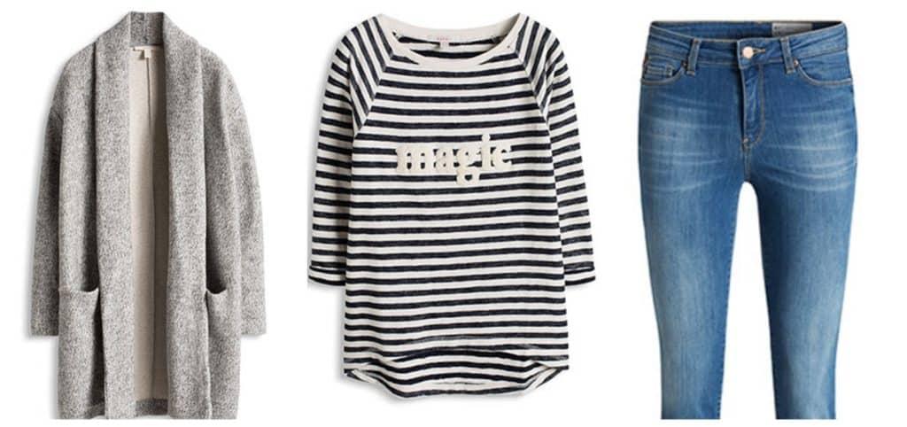 3 simpele outfits voor de lente - 2
