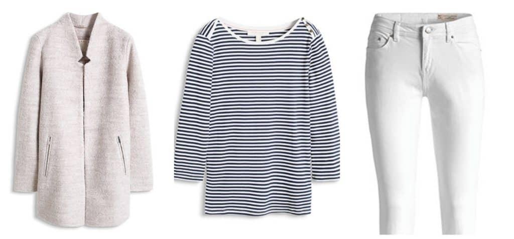 3 simpele outfits voor de lente - 3