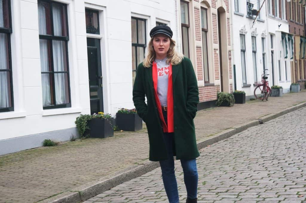 Outfit - Vandaag is rood - 2