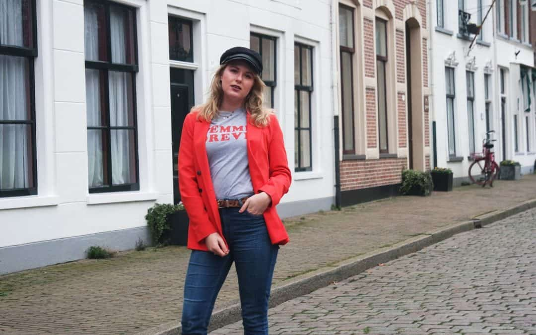 Outfit – Vandaag is rood