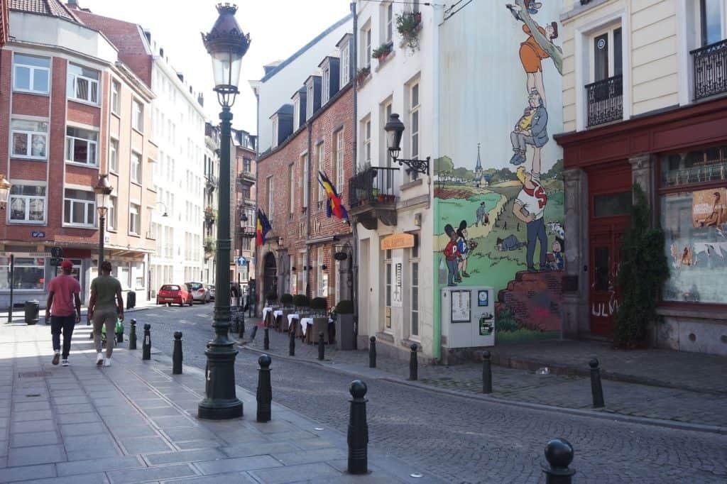 De hotspots van Brussel - 1