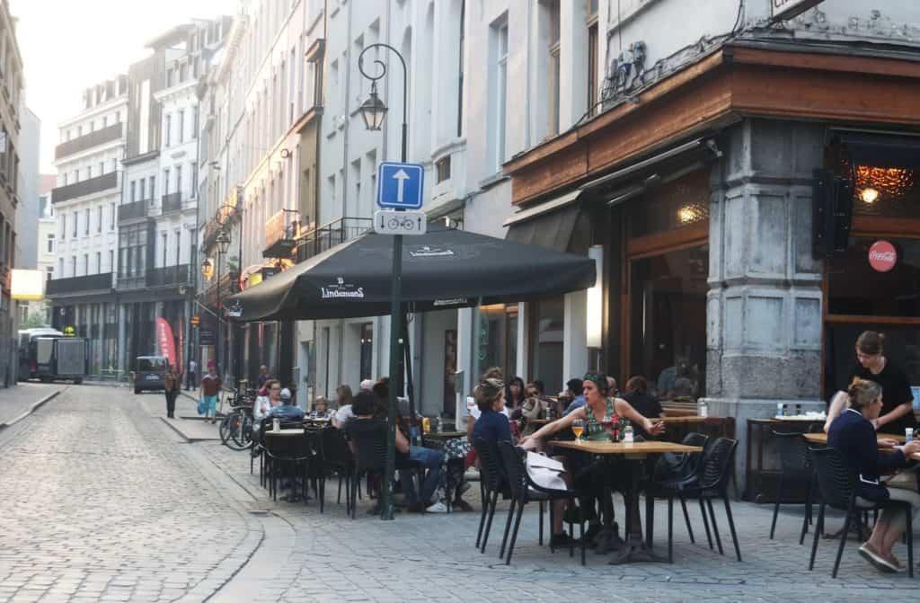 De hotspots van Brussel - 16
