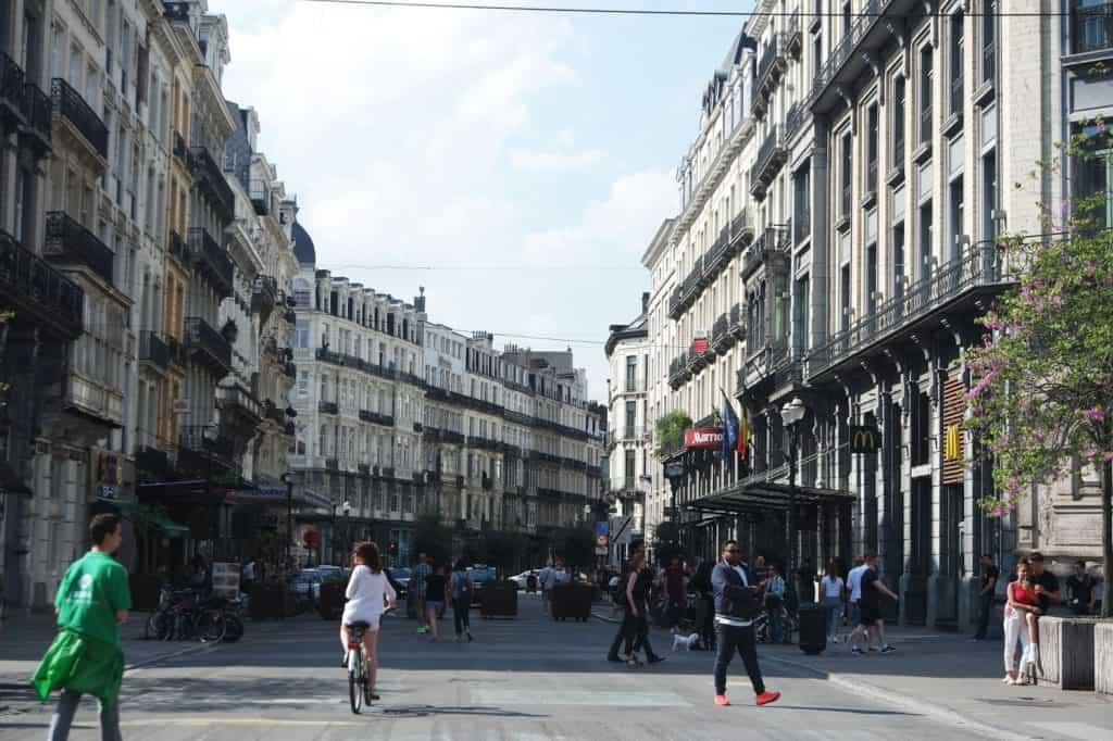 De hotspots van Brussel - 17