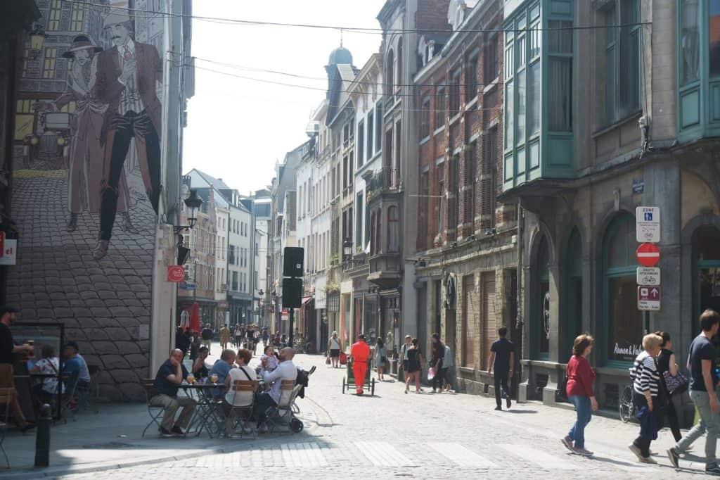 De hotspots van Brussel - 4