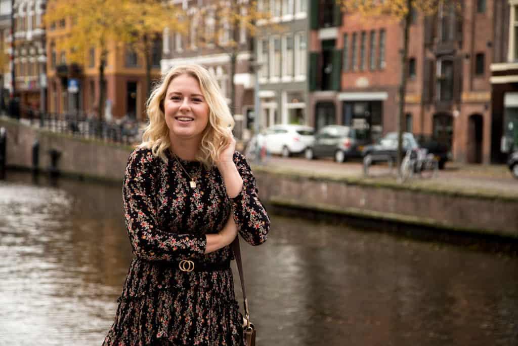 Outfit maxi jurken | Marlennial.nl