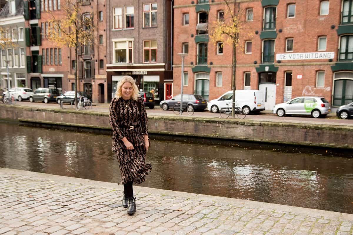 Maxi jurken 3