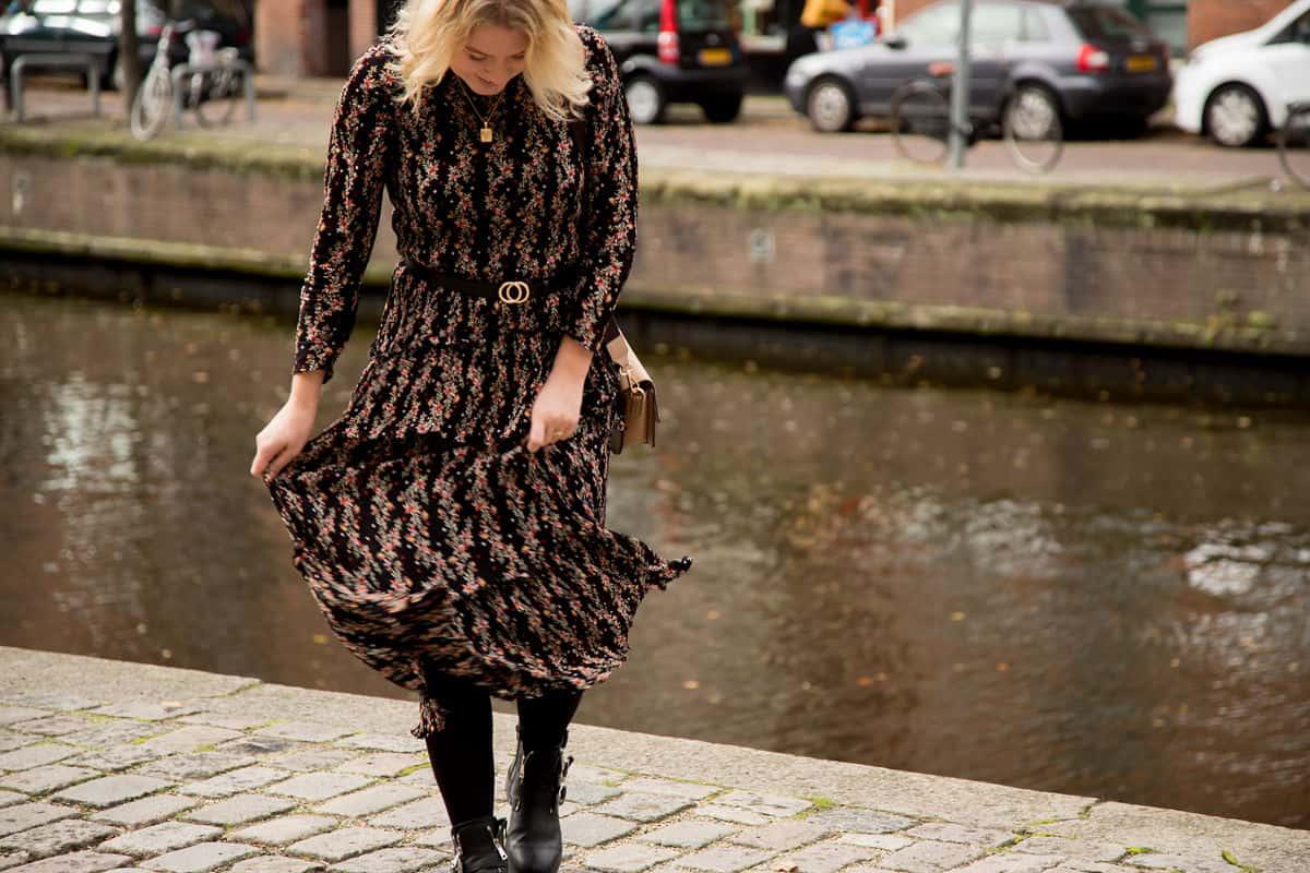Maxi jurken 4