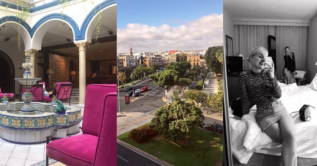 Een weekend naar Sevilla voor de MTV EMA's! - 2